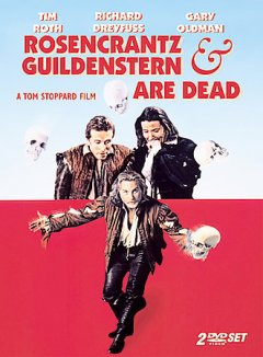 Rosencrantz & Guildenstern are dead cover image